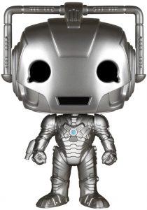 Funko POP de Cyberman - Los mejores FUNKO POP de Doctor Who - Funko POP de series de televisión