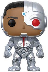 Funko POP de Cyborg en la Liga de la Justicia - Los mejores FUNKO POP de Cyborg - Los mejores FUNKO POP de personajes de DC
