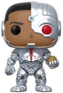 Funko POP de Cyborg en la Liga de la Justicia exclusivo - Los mejores FUNKO POP de Cyborg - Los mejores FUNKO POP de personajes de DC