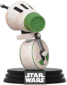 Funko POP de D-0 - Los mejores FUNKO POP de D-0 - Los mejores FUNKO POP de personajes de Star Wars