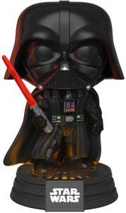 Funko POP de Darth Vader con sable láser - Los mejores FUNKO POP de Darth Vader - Los mejores FUNKO POP de personajes de Star Wars