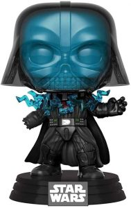 Funko POP de Darth Vader electrocutado - Los mejores FUNKO POP de Darth Vader - Los mejores FUNKO POP de personajes de Star Wars