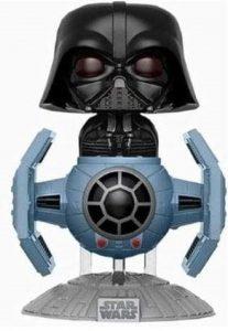 Funko POP de Darth Vader en nave - Los mejores FUNKO POP de Darth Vader - Los mejores FUNKO POP de personajes de Star Wars