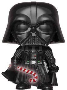 Funko POP de Darth Vader navidad brillante - Los mejores FUNKO POP de Darth Vader - Los mejores FUNKO POP de personajes de Star Wars