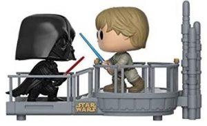 Funko POP de Darth Vader vs Luke Skywalker - Los mejores FUNKO POP de Darth Vader - Los mejores FUNKO POP de personajes de Star Wars