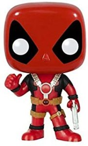 Funko POP de Deadpool clásico 2 - Los mejores FUNKO POP de Deadpool y Deapool 2 - Los mejores FUNKO POP de los X-Men - Funko POP de Marvel Comics - Los mejores FUNKO POP de los mutantes