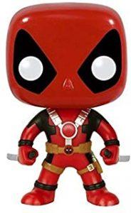 Funko POP de Deadpool clásico - Los mejores FUNKO POP de Deadpool y Deapool 2 - Los mejores FUNKO POP de los X-Men - Funko POP de Marvel Comics - Los mejores FUNKO POP de los mutantes