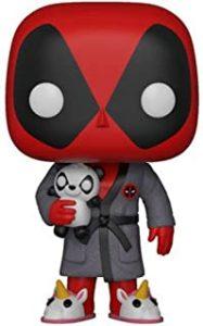 Funko POP de Deadpool en bata en escena post-créditos - Los mejores FUNKO POP de Deadpool y Deapool 2 - Los mejores FUNKO POP de los X-Men - Funko POP de Marvel Comics