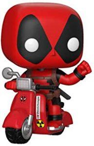 Funko POP de Deadpool en moto - Los mejores FUNKO POP de Deadpool y Deapool 2 - Los mejores FUNKO POP de los X-Men - Funko POP de Marvel Comics - Los mejores FUNKO POP de los mutantes