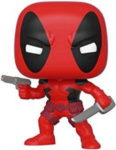 Funko POP de Deadpool enfadado - Los mejores FUNKO POP de Deadpool y Deapool 2 - Los mejores FUNKO POP de los X-Men - Funko POP de Marvel Comics - Los mejores FUNKO POP de los mutantes