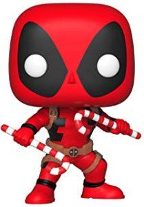 Funko POP de Deadpool navidad - Los mejores FUNKO POP de Deadpool y Deapool 2 - Los mejores FUNKO POP de los X-Men - Funko POP de Marvel Comics - Los mejores FUNKO POP de los mutantes