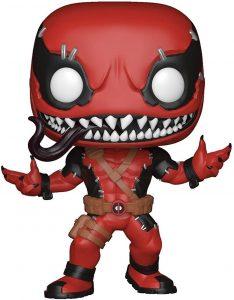 Funko POP de Deadpool venomized - Los mejores FUNKO POP de Deadpool y Deapool 2 - Los mejores FUNKO POP de los X-Men - Funko POP de Marvel Comics - Los mejores FUNKO POP de los mutantes