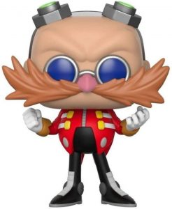 Funko POP de Dr. Eggman - Los mejores FUNKO POP de Sonic - Los mejores FUNKO POP de personajes de videojuegos