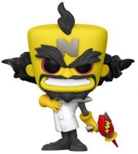 Funko POP de Dr. Neo Cortex - Los mejores FUNKO POP del Crash Bandicoot - Los mejores FUNKO POP de personajes de videojuegos