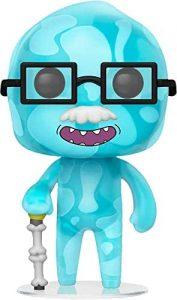 Funko POP de Dr. Xenon Bloom oscuridad - Los mejores FUNKO POP de Rick y Morty - Los mejores FUNKO POP de series de dibujos animados