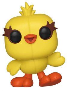 Funko POP de Ducky- Los mejores FUNKO POP de Toy Story - Los mejores FUNKO POP de Toy Story 4 - FUNKO POP de Disney Pixar