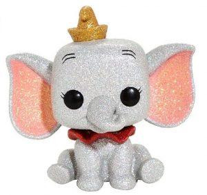 Funko POP de Dumbo con purpurina - Los mejores FUNKO POP de Dumbo - Funko POP de Disney