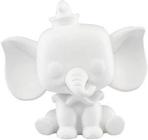Funko POP de Dumbo para colorear - Los mejores FUNKO POP de Dumbo - Funko POP de Disney