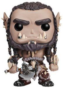 Funko POP de Durotan - Los mejores FUNKO POP de World of Warcraft - Los mejores FUNKO POP de personajes de videojuegos