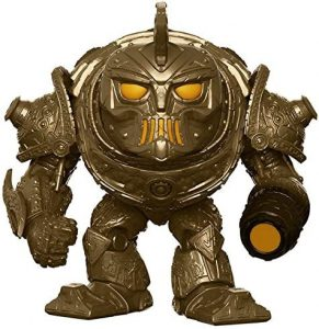 Funko POP de Dwarven Colossus de 15 cm - Los mejores FUNKO POP de Elder Scrolls Online Skyrim - Los mejores FUNKO POP de personajes de videojuegos