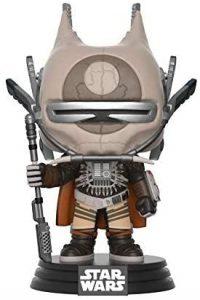 Funko POP de Enfys Nest - Los mejores FUNKO POP de Han Solo la película - Los mejores FUNKO POP de personajes de Star Wars