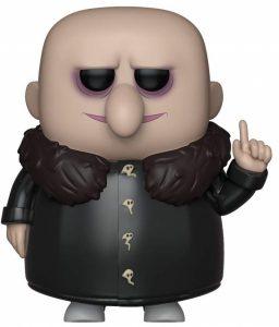 Funko POP de Fester Addams - Los mejores FUNKO POP de la familia Addams - Funko POP de series de televisión y pelicula animada