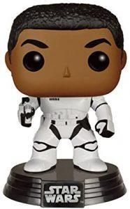 Funko POP de Finn Episodio 7 Stormtrooper - Los mejores FUNKO POP de Finn - Los mejores FUNKO POP de personajes de Star Wars