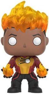 Funko POP de Firestorm de Legends of Tomorrow - Los mejores FUNKO POP de Firestorm - Los mejores FUNKO POP de personajes de DC