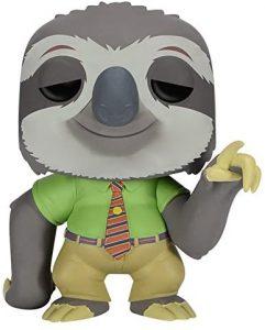 Funko POP de Flash - Los mejores FUNKO POP de Zootropolis - Los mejores FUNKO POP de Zootopia - Funko POP de Disney
