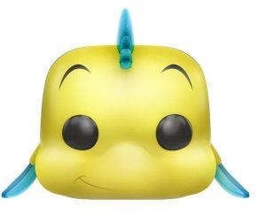 Funko POP de Flounder - Los mejores FUNKO POP de la Sirenita - FUNKO POP de Disney