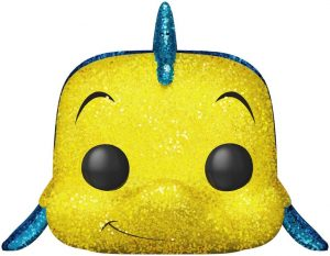 Funko POP de Flounder brillante - Los mejores FUNKO POP de la Sirenita - FUNKO POP de Disney