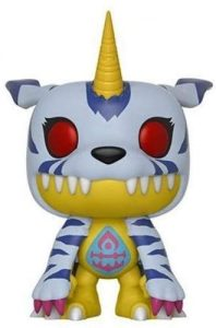 Funko POP de Gabumon - Los mejores FUNKO POP de Digimon - Los mejores FUNKO POP de anime