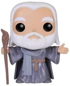 Funko POP de Gandalf sin sombrero - Los mejores FUNKO POP del Señor de los Anillos - Los mejores FUNKO POP del Hobbit - Funko POP de películas de cine