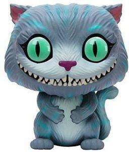 Funko POP de Gato Cheshire Live Action - Los mejores FUNKO POP de Alicia en el País de las Maravillas - Funko POP de Disney