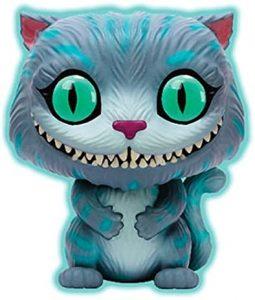 Funko POP de Gato Cheshire oscuridad Live Action - Los mejores FUNKO POP de Alicia en el País de las Maravillas - Funko POP de Disney