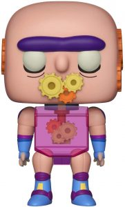 Funko POP de Gearhead - Los mejores FUNKO POP de Rick y Morty - Los mejores FUNKO POP de series de dibujos animados