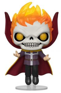 Funko POP de Ghost Rider Doctor Strange - Los mejores FUNKO POP del motorista fantasma - Funko POP de Marvel Comics