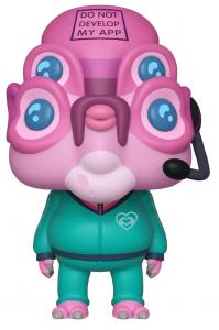 Funko POP de Glootie - Los mejores FUNKO POP de Rick y Morty - Los mejores FUNKO POP de series de dibujos animados