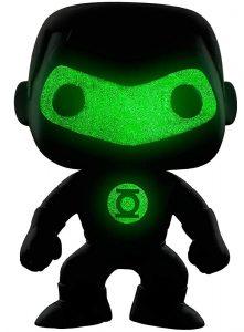 Funko POP de Green Lantern oscuridad - Los mejores FUNKO POP de Linterna Verde - Green Lantern - Los mejores FUNKO POP de personajes de DC