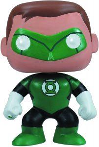 Funko POP de Hal Jordan - Los mejores FUNKO POP de Linterna Verde - Green Lantern - Los mejores FUNKO POP de personajes de DC