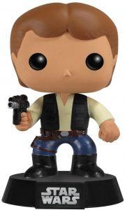 Funko POP de Han Solo clásico - Los mejores FUNKO POP de Han Solo - Los mejores FUNKO POP de personajes de Star Wars