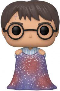 Funko POP de Harry Potter con la capa de invisibilidad - Los mejores FUNKO POP de Harry Potter - Funko POP de películas de cine