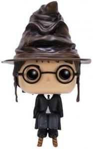 Funko POP de Harry Potter con sombrero seleccionador - Los mejores FUNKO POP de Harry Potter - Funko POP de películas de cine