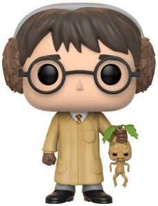 Funko POP de Harry Potter herbología - Los mejores FUNKO POP de Harry Potter - Funko POP de películas de cine