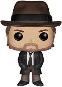 Funko POP de Harvey Bullock - Los mejores FUNKO POP de la serie de Gotham - Funko POP de series de televisión