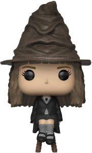 Funko POP de Hermione Granger con sombrero seleccionador - Los mejores FUNKO POP de Hermione Granger - Los mejores FUNKO POP de Harry Potter - Funko POP de películas de cine