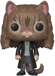 Funko POP de Hermione Granger gato - Los mejores FUNKO POP de Hermione Granger - Los mejores FUNKO POP de Harry Potter - Funko POP de películas de cine