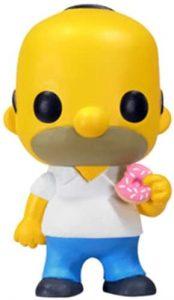 Funko POP de Homer Simpson - Los mejores FUNKO POP de los Simpsons - Los mejores FUNKO POP de series de dibujos animados