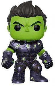 Funko POP de Hulk Marvel Future Fight - Los mejores FUNKO POP de Hulk - Funko POP de Marvel Comics - Los mejores FUNKO POP de los Vengadores