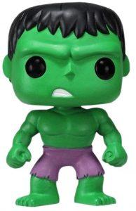 Funko POP de Hulk clásico - Los mejores FUNKO POP de Hulk - Funko POP de Marvel Comics - Los mejores FUNKO POP de los Vengadores